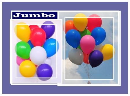 Jumbo Ballons