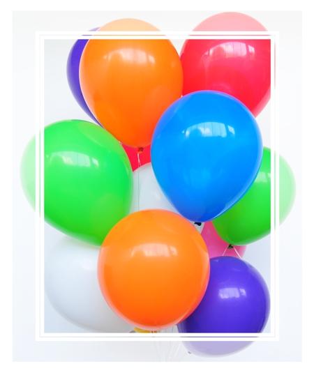 luftballons jumbo