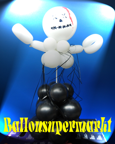 Halloween-Party-Monster-Luftballon-Dekoration
