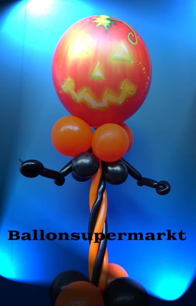 Partydekoration-Halloween-mit-Luftballons-vom-Ballonsupermarkt