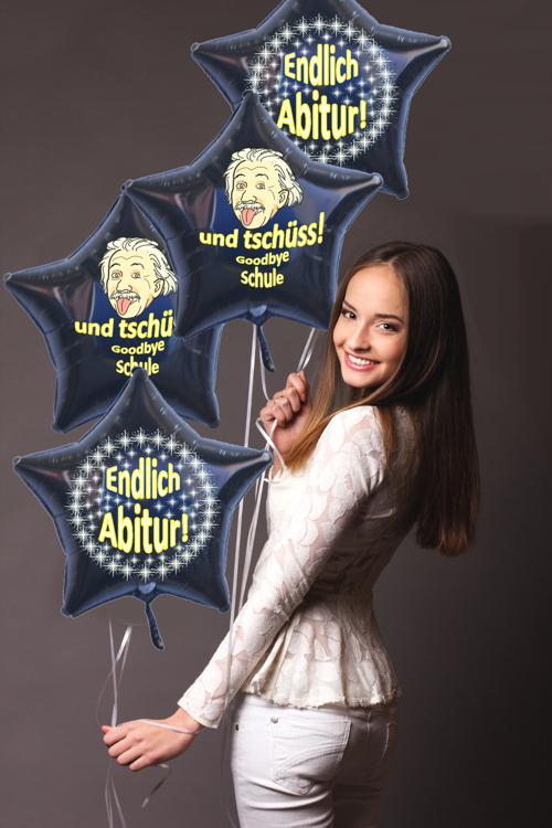 Abitur Luftballons